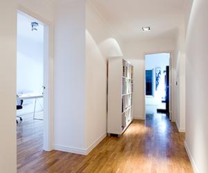 Hallway dekker lighting hallway mozeypictures Choice Image