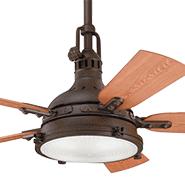 industrial outdoor ceiling fan with light rustic light kits fan accessories lighting fixtures dekker