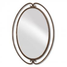 Uttermost 06493 - Uttermost Kilmer Wrought Iron Mirror