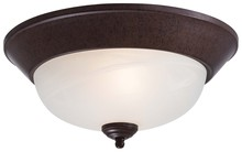 Minka-Lavery 892-91 - 2 Light Flush Mount