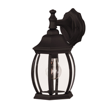 Savoy House 07069-BLK - Exterior Collections Wall Mount Lantern