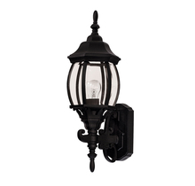 Savoy House 07073-BLK - Exterior Collections Wall Mount Lantern
