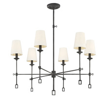 Savoy House 1-9001-6-88 - Lorainne 6 Light Chandelier