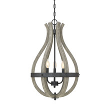 Savoy House 7-9262-3-112 - Carrolton 3 Light Pendant