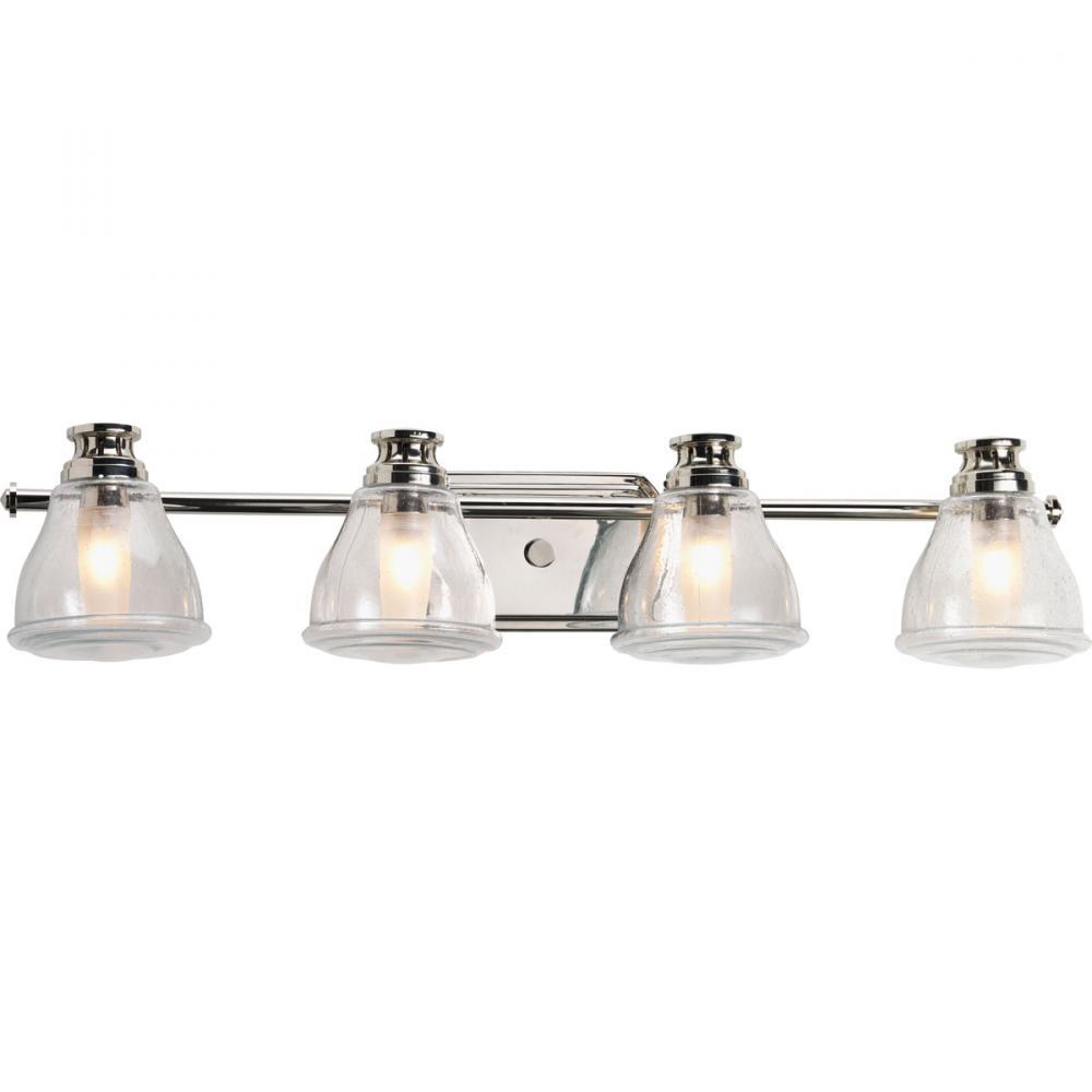 4 lt polished chrome bath light with bulb p2813 15wb dekker 4 lt polished chrome bath light with bulb aloadofball Gallery