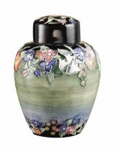 Dale Tiffany PA500155 - 5X6 FLOWER GRDN JAR/LID