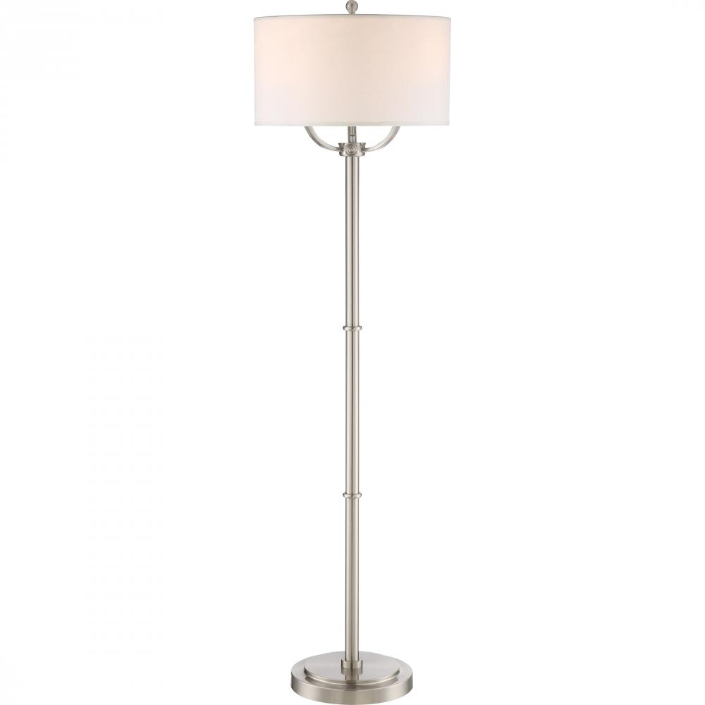 Vivid Collection Broadway Floor Lamp