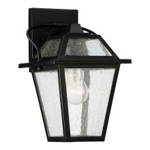 Quoizel BRE8407K - Black Ridge Outdoor Lantern