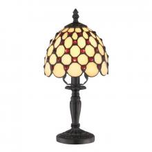 Quoizel TF1230TVB - One Light Vintage Bronze Table Lamp