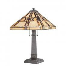 Quoizel TF961TVB - Finton Table Lamp