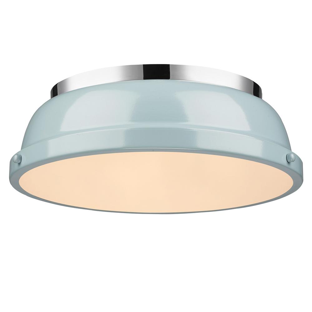 Flush Mount : 3602-14 CH-SF | Dekker Lighting
