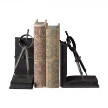 Sterling Industries 51-10002 - Compass Bookends