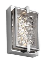 "Feiss WB1865PST-LED - 9"" Tall LED Indoor / Outdoor Wall Sconce"