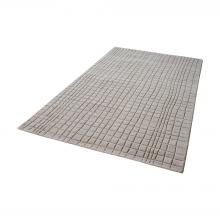 Dimond 8905-232 - Blockhill Handwoven Wool Rug In Chelsea Grey - 8