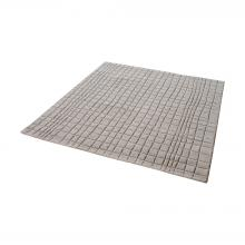 Dimond 8905-234 - Blockhill Handwoven Wool Rug In Chelsea Grey - 6