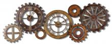 Uttermost 06788 - Uttermost Spare Parts Wall Clock