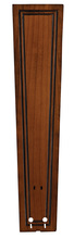 "Fanimation B6132RC - 26"" CARVED RECTANGLE FRAME WOOD BLADE SET , RICH CO -"