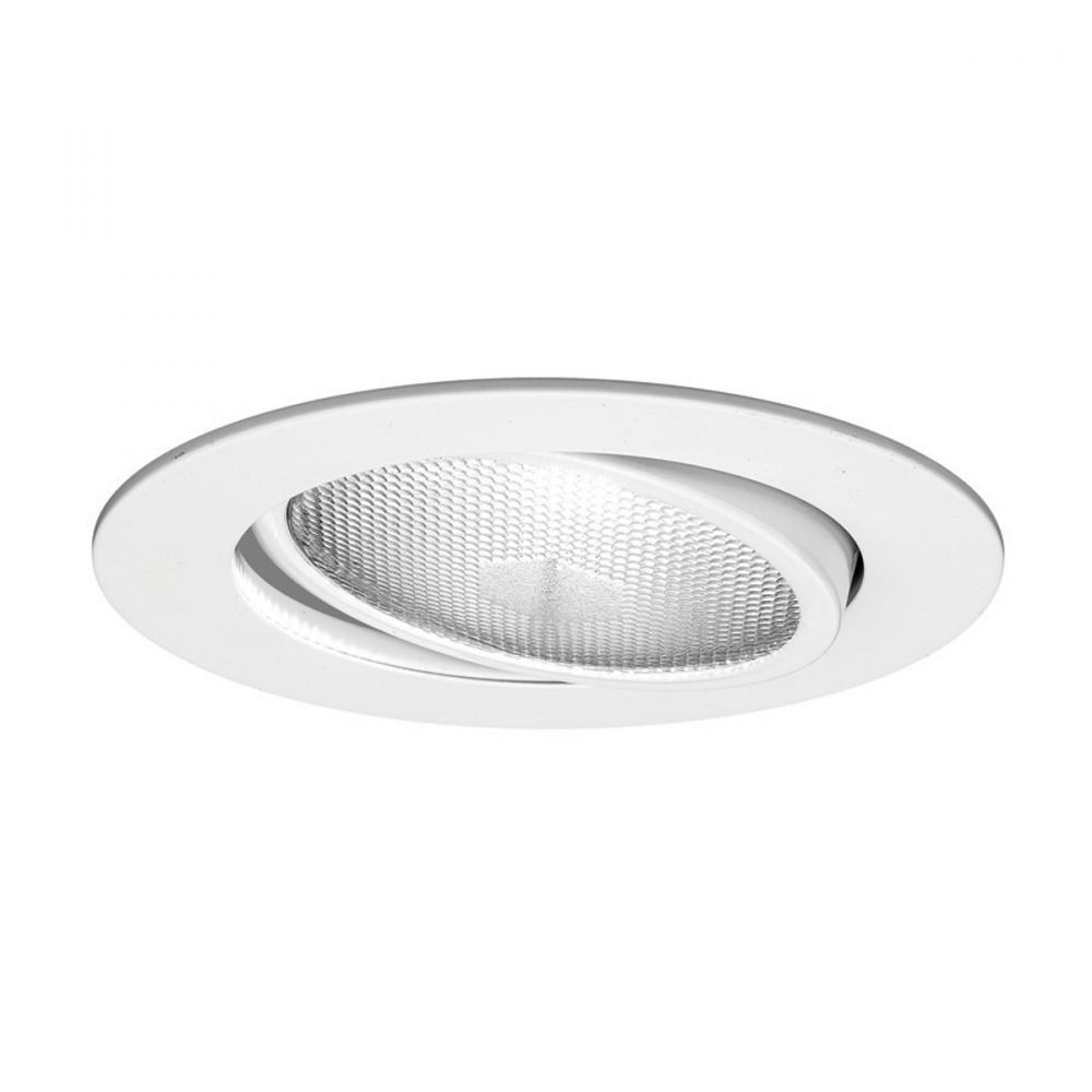 Light White Directional Recessed